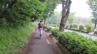 合唱「筑後川」を巡る自転車の旅 その3