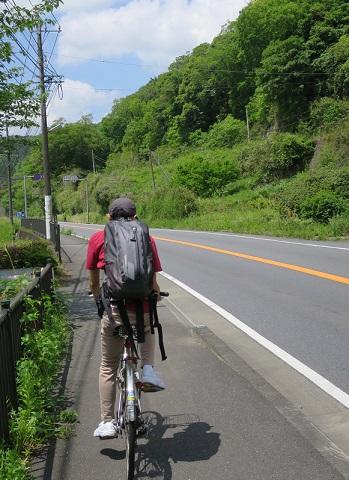 合唱「筑後川」を巡る自転車の旅