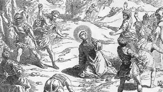 あなたがたのうちで罪のない者が、まず彼女に石を投げなさい(イエス)