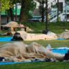 熊本2度目の震度7の人工地震は、わざわざ住民を屋内退避させた後、起こしている。