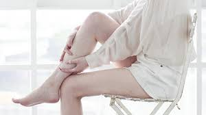 足のしびれの遠隔浄化