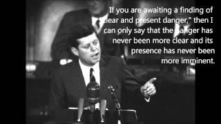 ケネディー暗殺の原因は政府紙幣の発行とこの演説にある