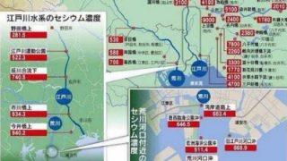 関東に住む2人に1人がストロンチウム汚染 水道水が原因か?