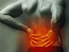 背中と腰痛の遠隔浄化(間接依頼)
