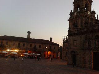 スペイン巡礼14日目 最終目的地 サンティヤゴ・デ・コンポステーラ着