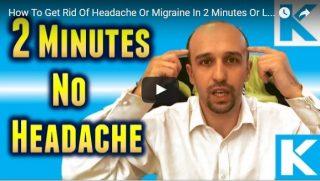 頭痛を自分だけですぐに消せる3つの質問