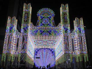 神戸ルミナリエに行ってきました!