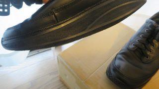【MBT】靴底(ソール)の修理