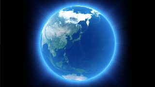新しい地球の出現の『進化』と自然災害などに対する心構え