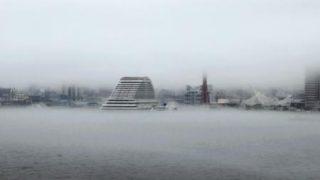 大阪セミナーは今日4月9日の実施になりました!とっても楽しい濃霧フェリー滞在記