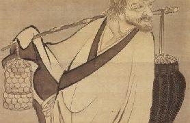 京都鴨川【売茶翁】「あれー? これって榎本さんやんか〜」