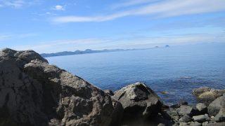 日本で一番車のCMに登場する【生月島サンセットウェイ】を5時間かけて歩いて来た!