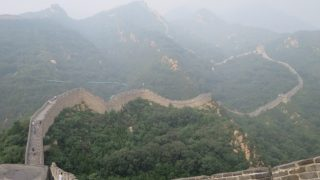 【北京旅行記】万里の長城・八達嶺への行き方(地球の歩き方は間違ってる!)
