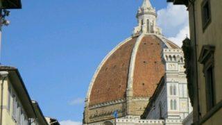 【イタリア旅行記・フィレンツェ】ウフィツィ美術館・アカデミア美術館(ミケランジェロのダビデ)
