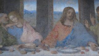 【イタリア旅行記・ミラノ】ダ・ビンチの最後の晩餐