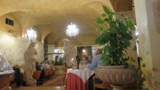 【イタリア自転車旅行記・パドヴァ】絶品!野生のキノコスープに海鮮パスタ