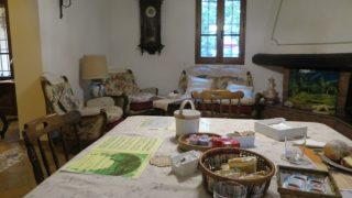 【イタリア自転車旅行記】イタリアの伝統的古民家に泊まりました